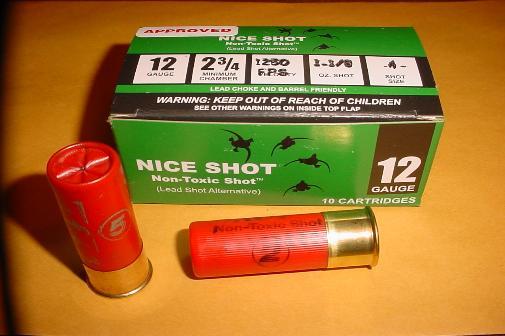 NICE SHOT Inc